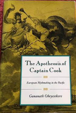 The Apotheosis of Captain Cook