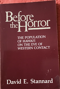 Before the Horror