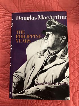 Douglas MacArthur - The Philippine Years