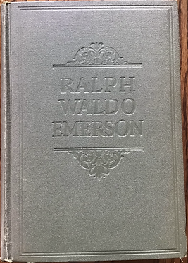 Ralph Waldo Emerson complete writings