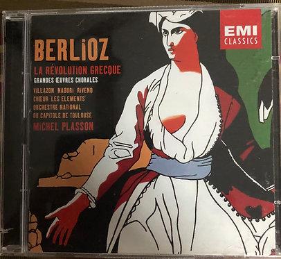 Berlioz, La Revolution Grecque