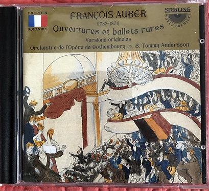 Francois Auber