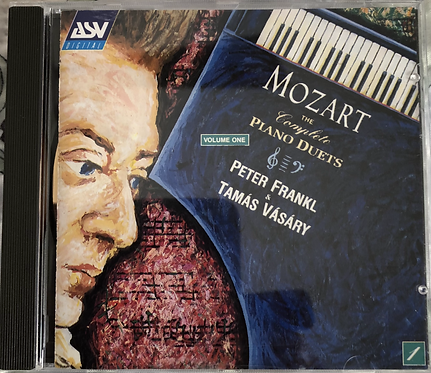 Mozart - the complete piano duets