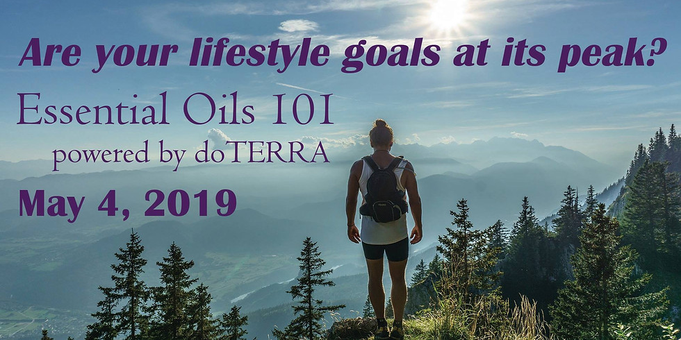 doTERRA 101 and Business Building Classes