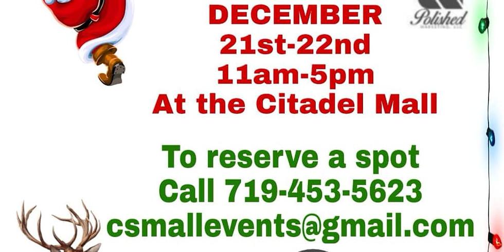 Citadel Mall Shop Local Showcase Event