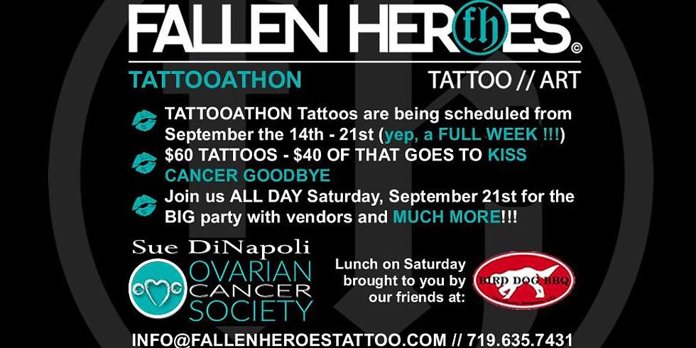 4th Annual Tattoo-A-Thon