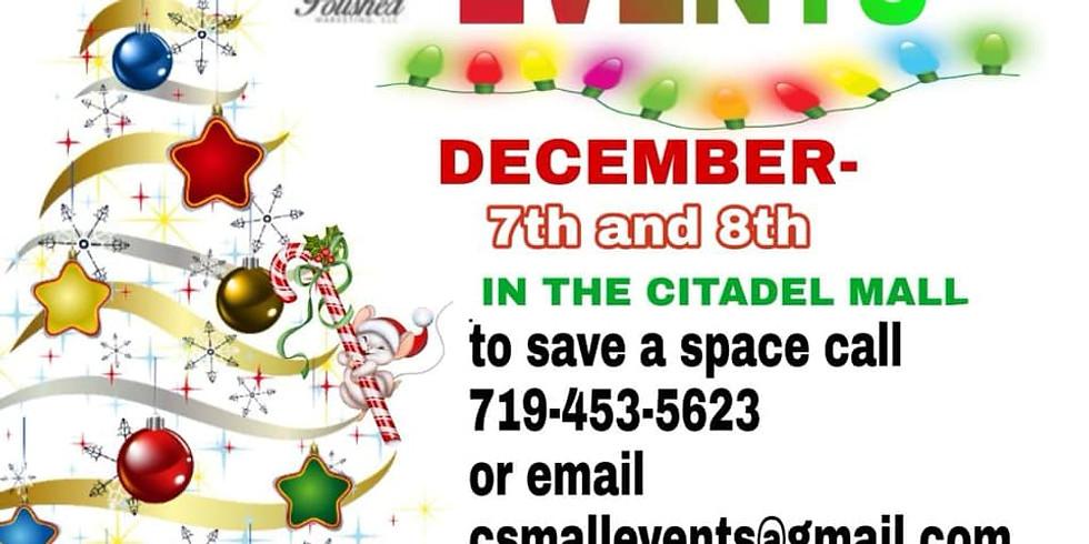 Citadel Mall Shop Local  Showcase  December 2019