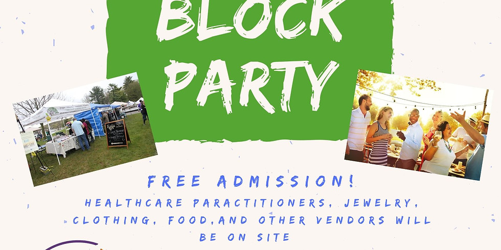 Healthy Image Colorado Block Party