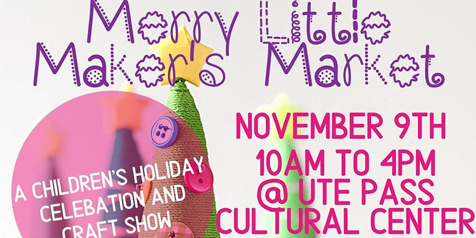 Merry Little Maker's Market