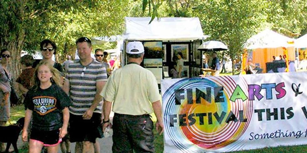 Parker Art & Music Festival - 6th Annual