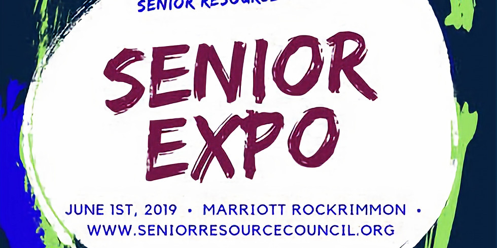 FREE Admission - Senior Resource Council - 25th Annual Senior Expo