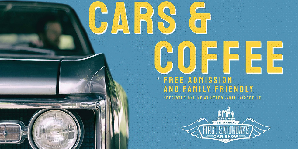 First and Main 10th Annual First Saturdays Car Show