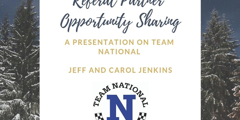 Referral Partner Opportunity Share