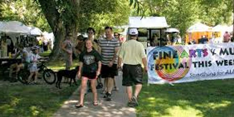 Denver Berkeley Park Art and Music Festival