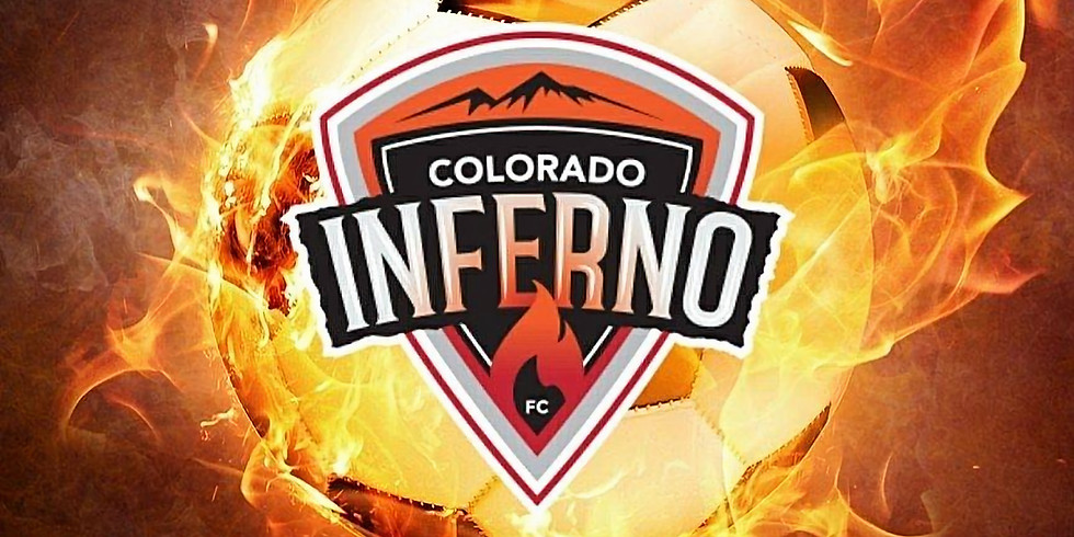 VENDOR Sign up for February 23rd Inferno Soccer Game