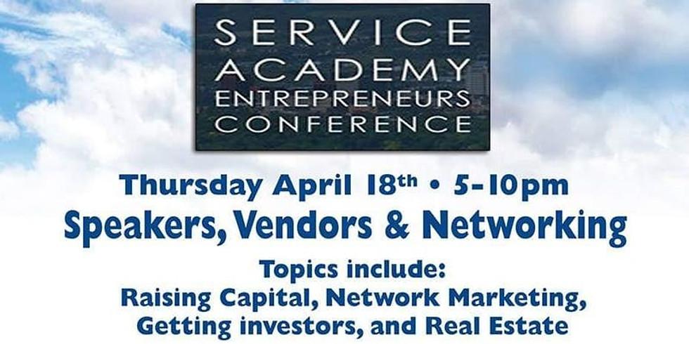 Service Academy Entrepreneurs Conference