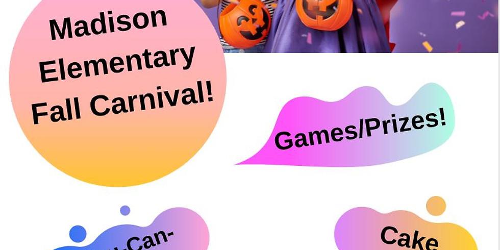Madison Elementary Fall Carnival