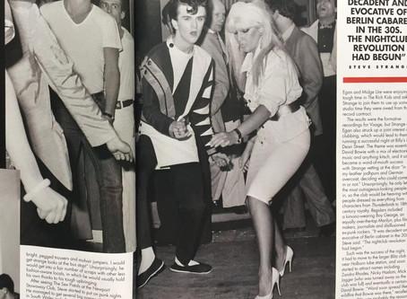 'Classic Pop New Romantic' magazine