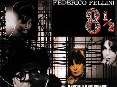 8 1/2 (Otto e mezzo) 1963 Federico Fellini's masterpiece