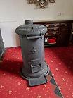 The Portway stove