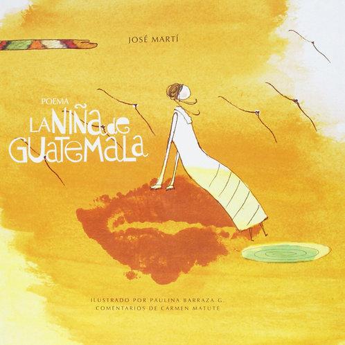 La niña de Guatemala.