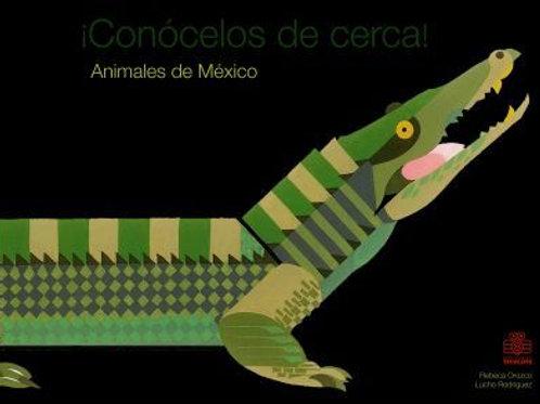 Animales de México conocelos de cerca!