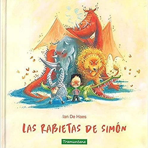 Las rabietas de Simón.