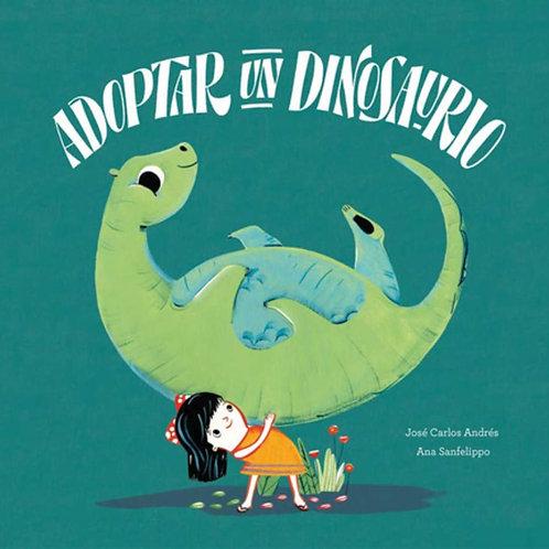 Adoptar a un dinosario