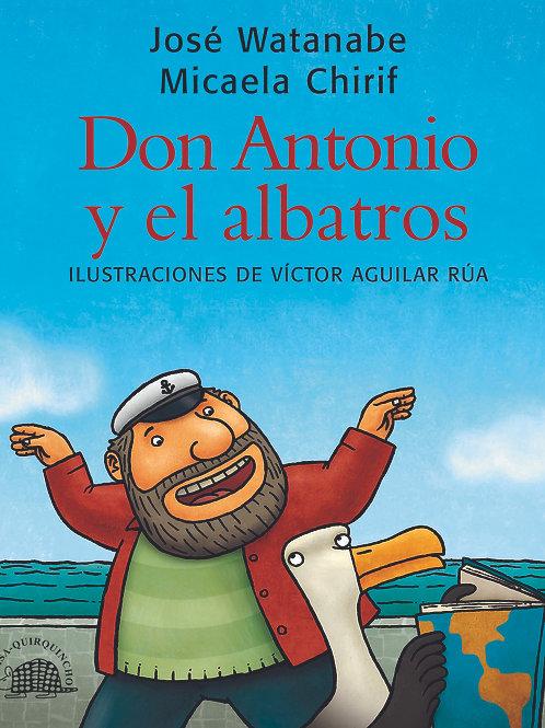 Don Antonio y el albatros.