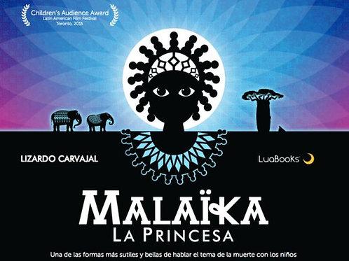 Malaika, la princesa.