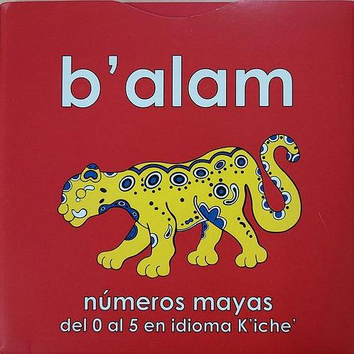 Maya B'alam