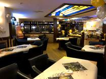 Clubsessel Restaurant