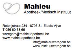 Apotheek Mahieu