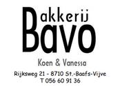 Bakkerij Bavo