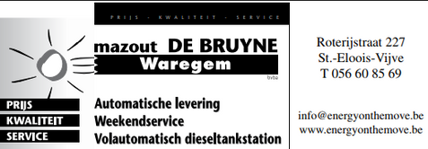 Mazout De Bruyne