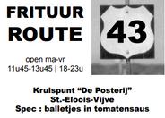 frituur Route 43