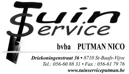 Tuin Service Putman Nico