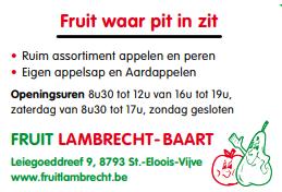 Fruit Lambrecht