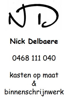 Nick Delbaere