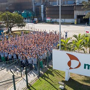 Metso 100 Anos - Unidade Fundição