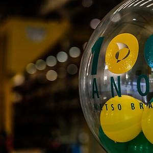 Abertura das comemorações de 100 anos da Metso Brasil - Unidade Equipamentos