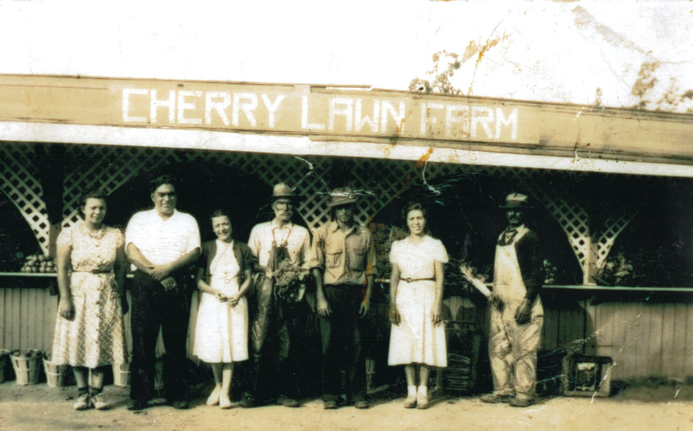 Founders of Cherry Lawn
