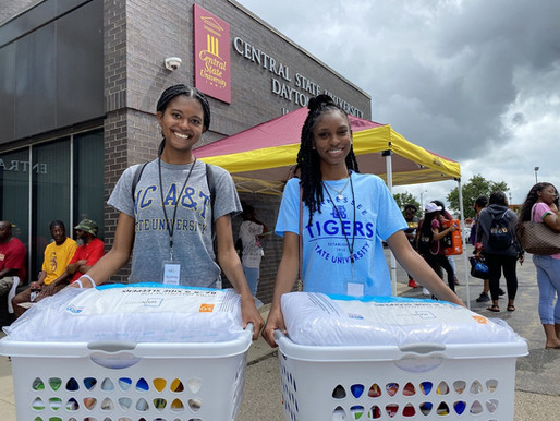 HBCUs, Gem City Shine in Back-to-College Celebration for Students