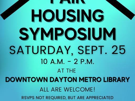 Human Relations Council Prepares to Host Dayton Fair Housing Symposium