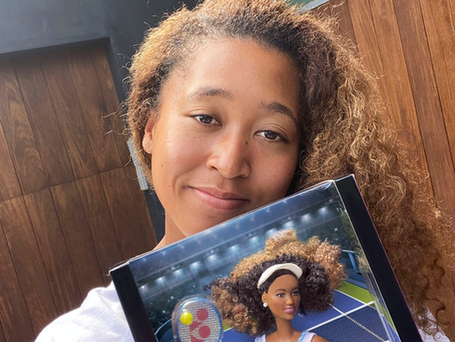 The Naomi Osaka Barbie® Doll Honoring the Tennis Player as a Role Model Drops