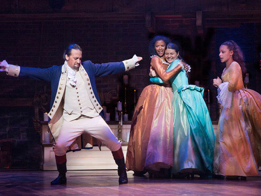 Hamilton, One of the Notable Shows Coming to Victoria Theater this Season