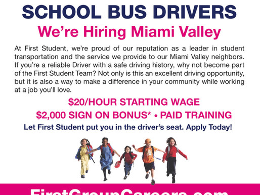 First Student Now Hiring