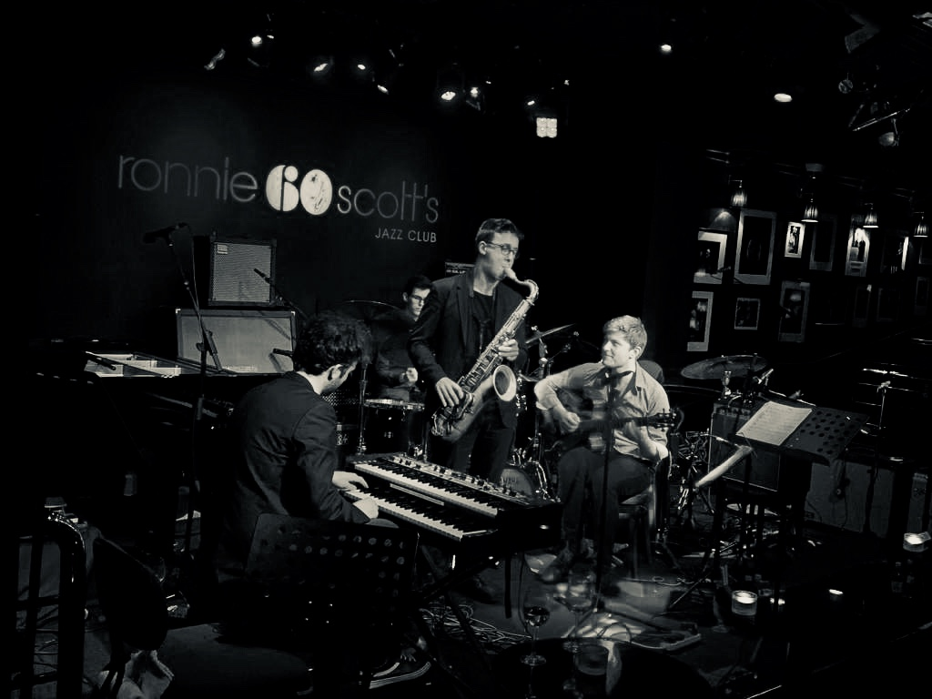 Joel Barford Quartet @ Ronnie Scott's