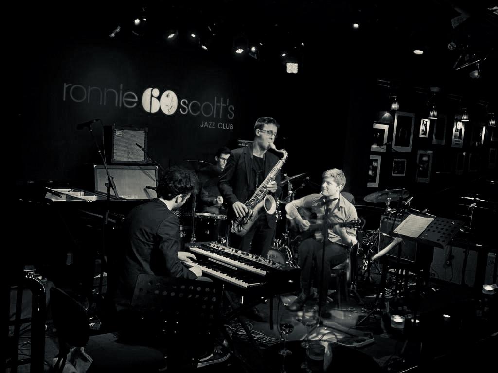 Joel Barford Quartet @ Ronnie Scott's