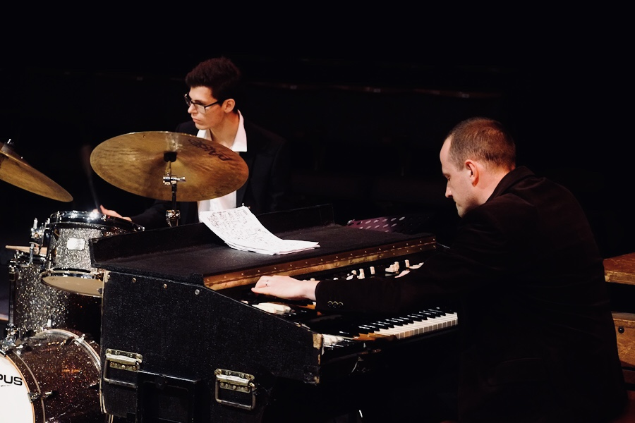 Nigel Price Organ Trio